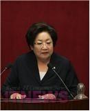김을동 의원